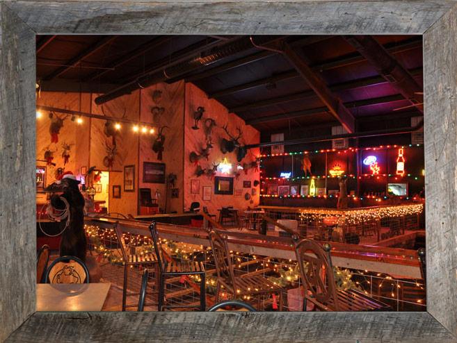 C24 4 bar k kershner 39 s four bar k lubbock texas for Wedding venues lubbock tx